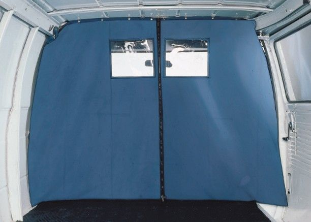 Heavy Duty Thermal Curtain For Full Size Vans Save 40