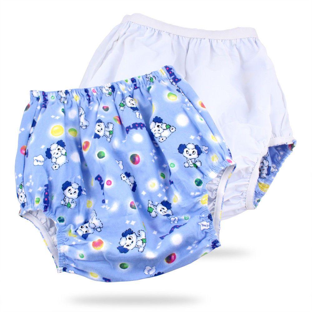 Dihope Pantalon de Couche B/éb/é 3 en 1 Culotte dapprentissage Lavables Jupes Dentra/înement R/éutilisable pour Gar/çon Fille Pants Imperm/éable pour Sommeil