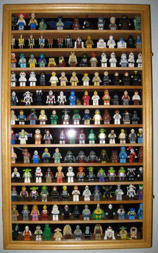 Lego Minifigures Cabinet Gifts Lego Storage Lego