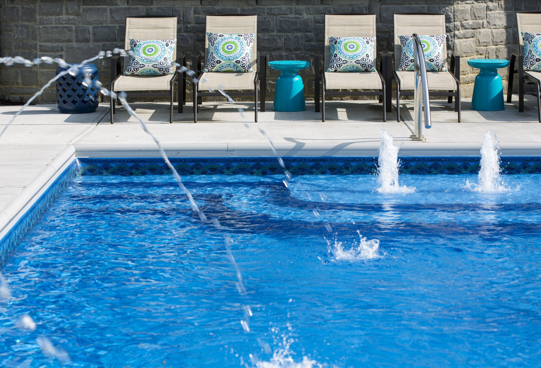 Inground Pool Steps The Detailed Basics in 2020 Pool