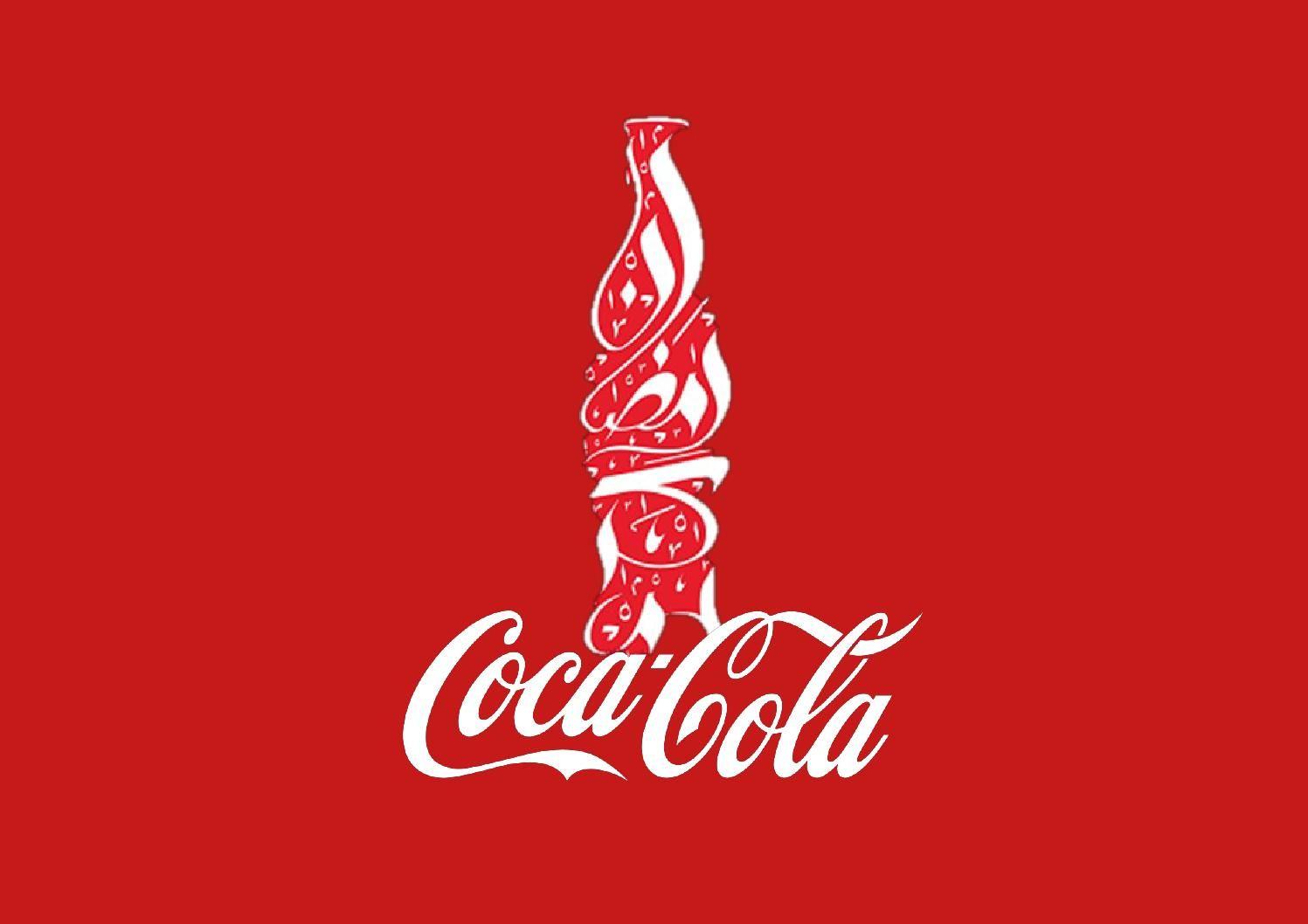Картинка кока-кола логотип