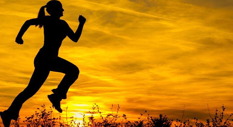 Täglich 10.000 Schritte für ein einfach bewusstes Leben