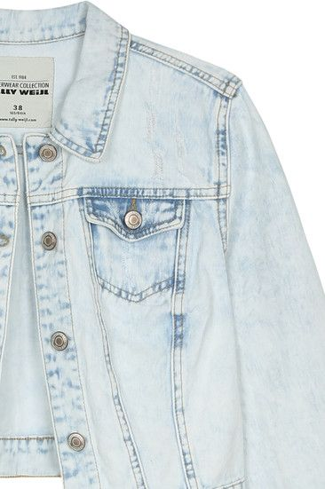 Tally weijl denim jacket