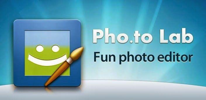 [App] Pho.to Lab PRO photo editor v2.0.110 pro APK