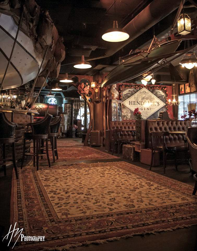 Steam, Helsinki - Steampunk Bar