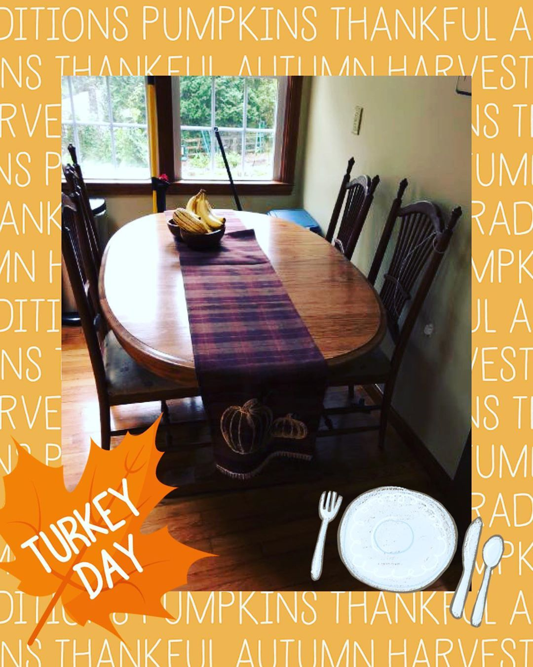 Thanksgiving Is Just Around The Corner Do You Have A Table With