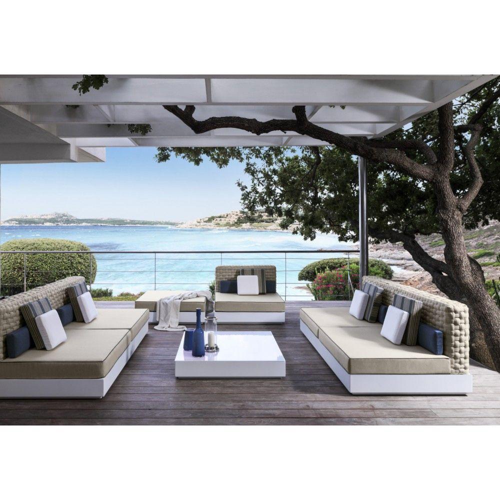 Tender Sofa, Contemporary Outdoor Furniture Design at Cassoni.com ...