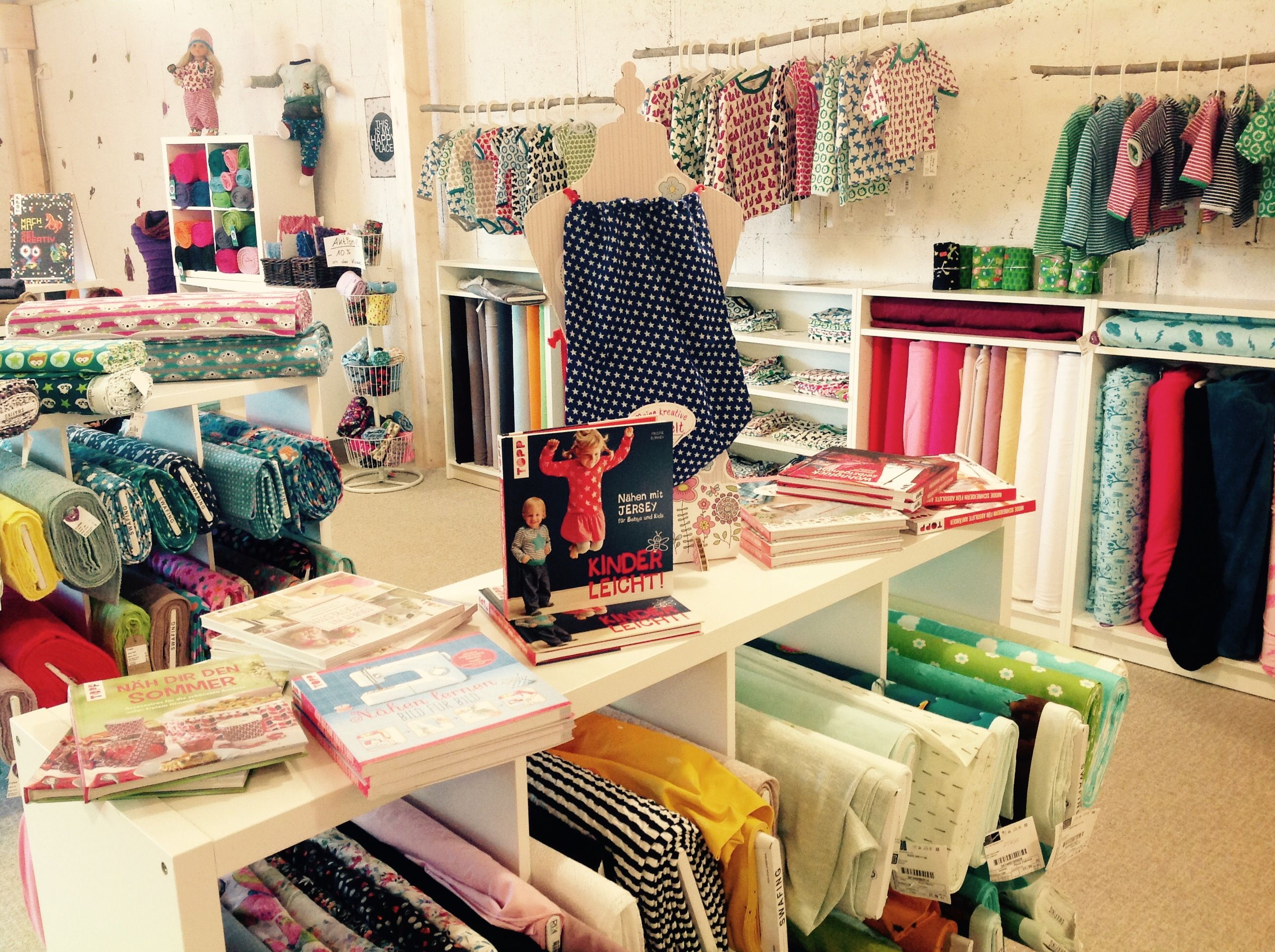 Stoffladen Würzburg Stoffe Nähen Mein Laden Stoffbote