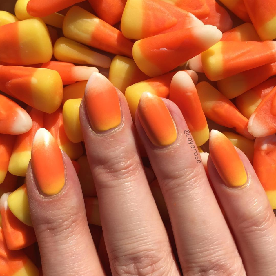 21 Halloween Nail Designs That Are Better Than A Costume ...