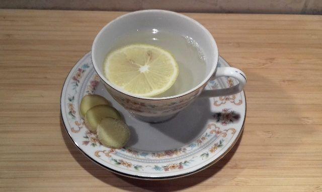 Házi gyömbér tea készítése - Fogyókúrás italok, Fogyás..