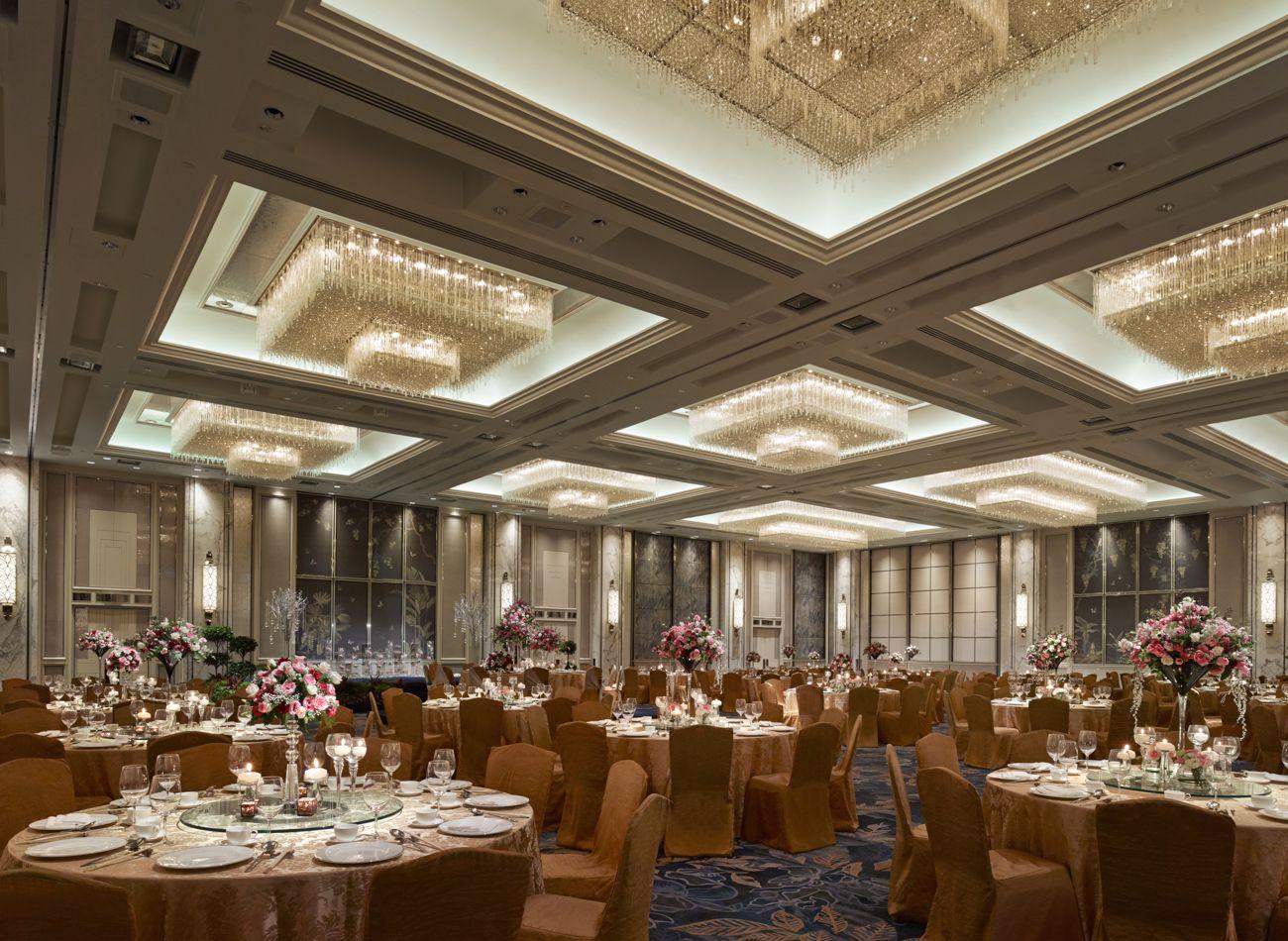Luxury Hotel Banquet Hall