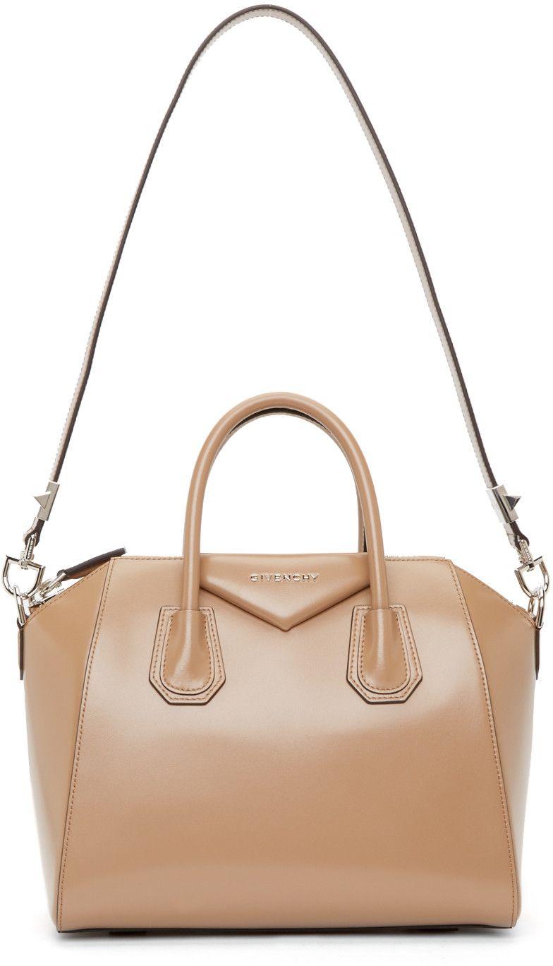 7d1d7d742c Givenchy Beige Small Antigona Bag | i want u en 2019 | Bags ...