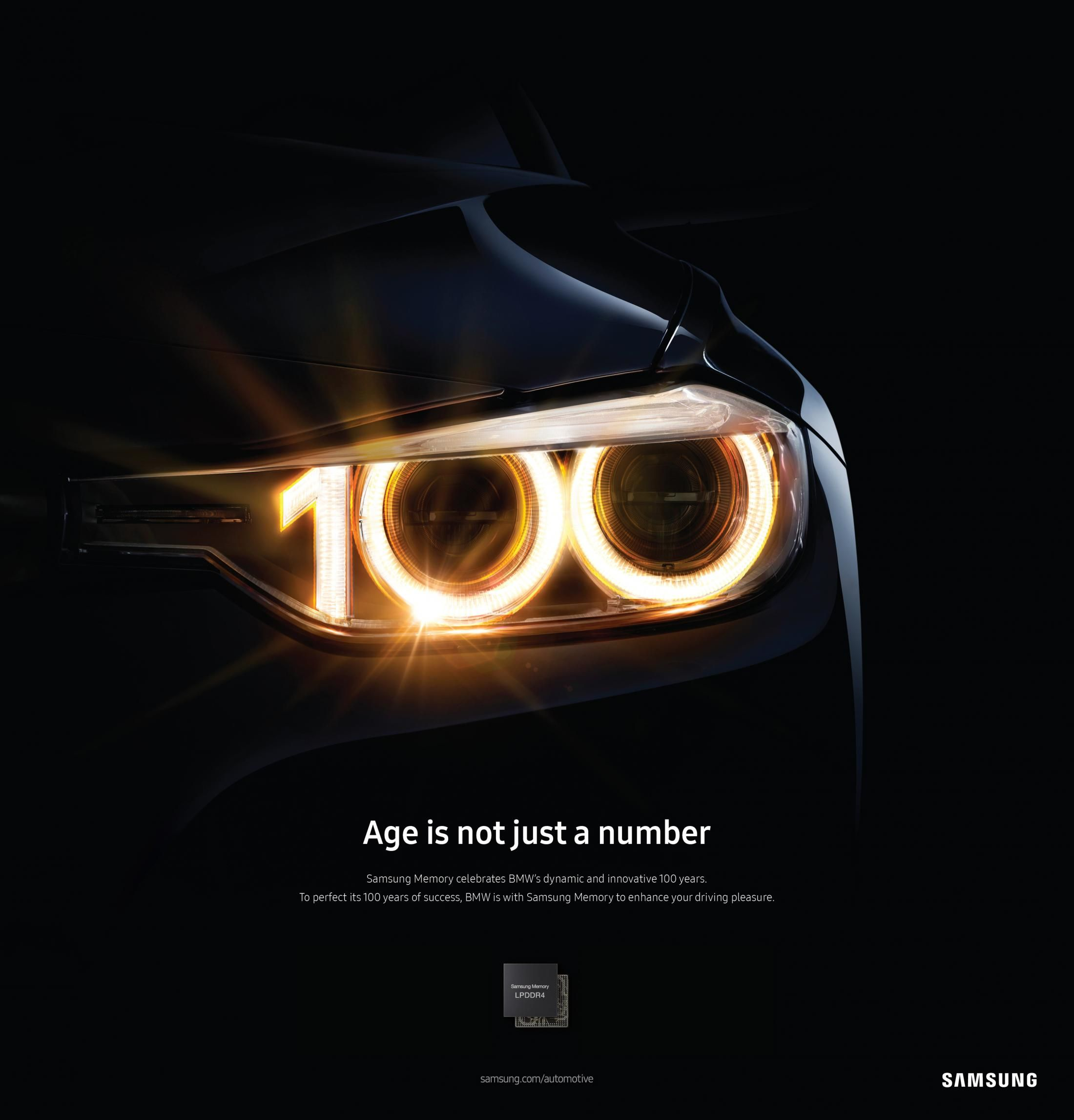 Samsung: Age Is Not Just A Number