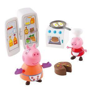 Peppa-Pig-Mummy-Pigs-Kitchen-Playset-NEW-2016