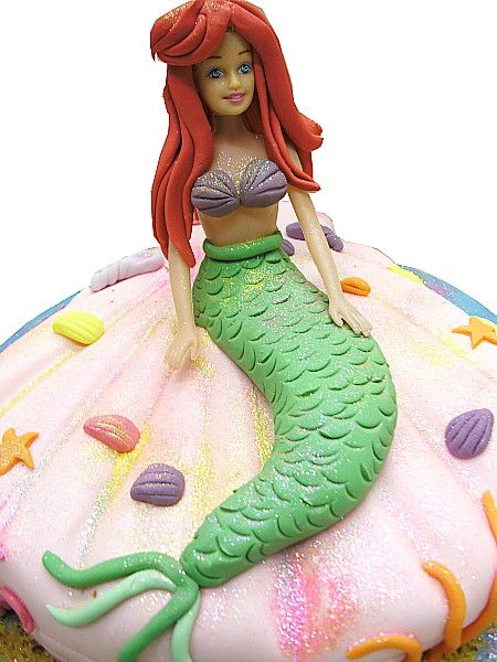 The Little Candy Covered Mermaid Via Parteaz Co Uk
