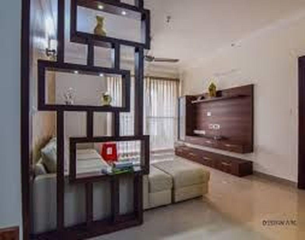 Awesome 42 Stunning Modern Partition Design Ideas For Living Room More At Http Hoo Living Room Partition Living Room Partition Design Room Partition Designs