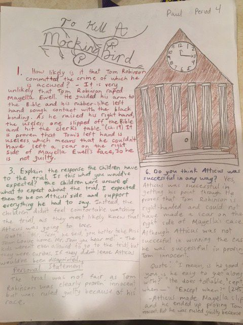 To Kill A Mockingbird Socratic Seminar Literature Lesson Plans Socratic Seminar Literature Lessons