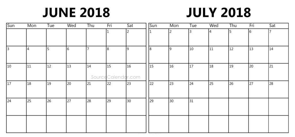 Pin By Sourcetemplate On July 2018 Calendar Pinterest Calendar