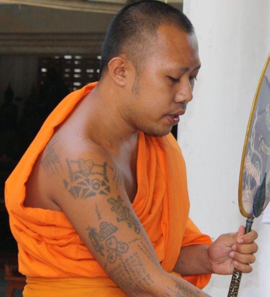 China: Tibetan Buddhist monks unveil giant painting of