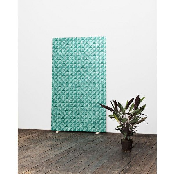 Papier peint Nahka émeraud - collection Balsam (Tenue de Ville) de - schöner wohnen tapeten wohnzimmer