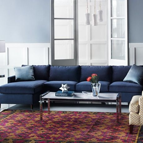 Mitchell Gold Bob Williams Living Room I Think Is Saffron May