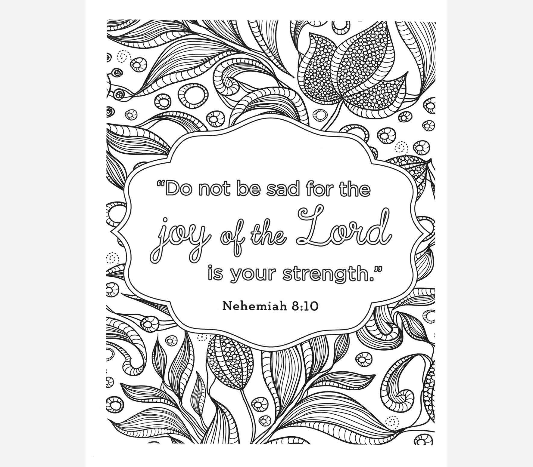 Too blessed to be stressed coloring book pinterest colour