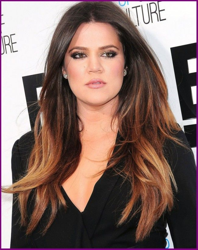 Two Tone Hair Color Ideas For Long Hair Hairstyles Haircolor