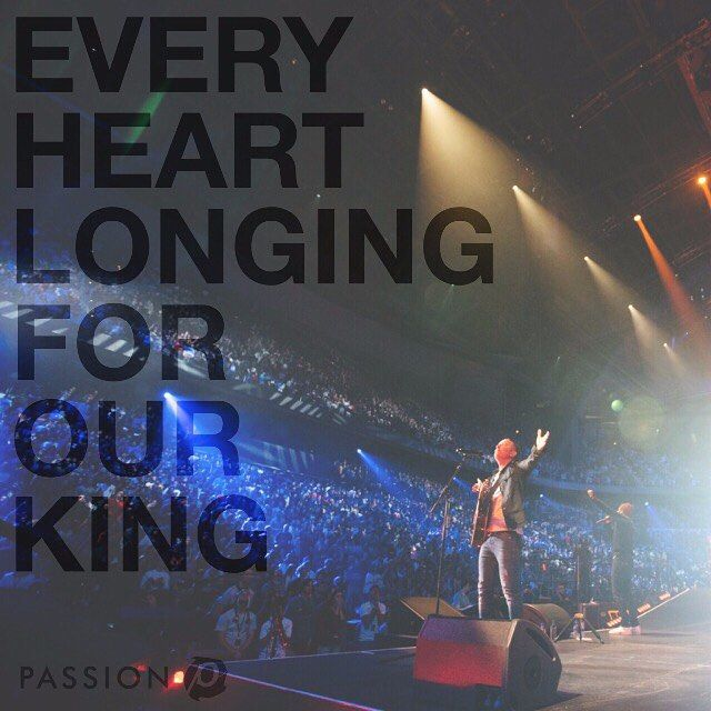 We wait for you Jesus. Every heart longing for our King. Even so come.