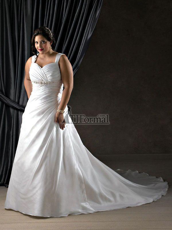 Bonny Plus Size Wedding Dress 1103 3 Weddings Pinterest