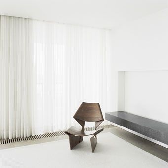 Interior Modern Architecture John Pawson Chair Design Master Bedrooms North Sea Belgium Front Windows London House