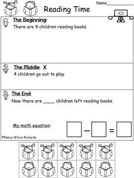 Addition And Subtraction Worksheets For Word Problems For Every