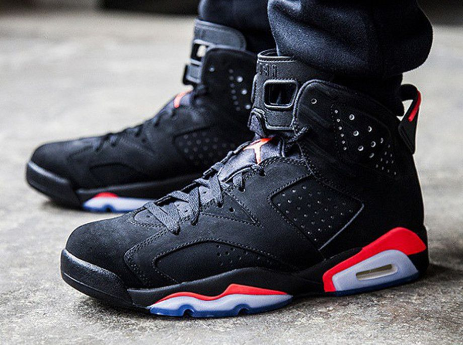 air jordan 6 black infrared retro 2014 http www. Black Bedroom Furniture Sets. Home Design Ideas
