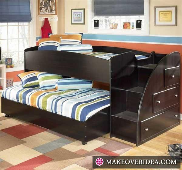 Ashley Furniture Metairie: Детские двухъярусные кровати - фото