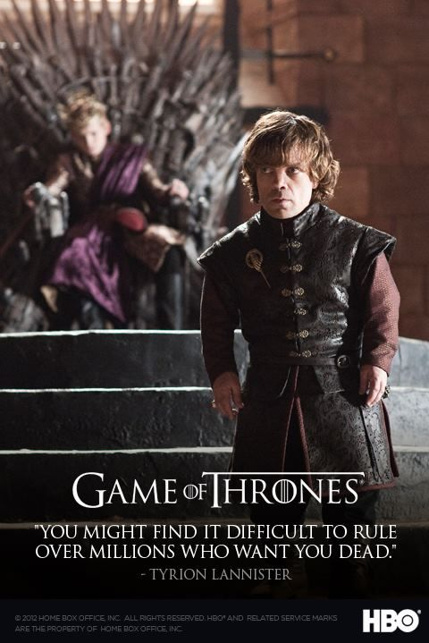 a game of thrones season 2 quotes