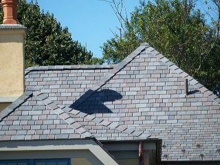 Are You Looking For Polymer Slate Roof Tiles That Offer The Same Beauty As Natural Slate Think Davinci Roofscapes Slateroof An Roofing Shake Roof Slate Roof
