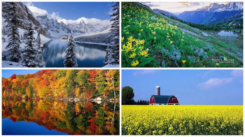 Canada Four seasons