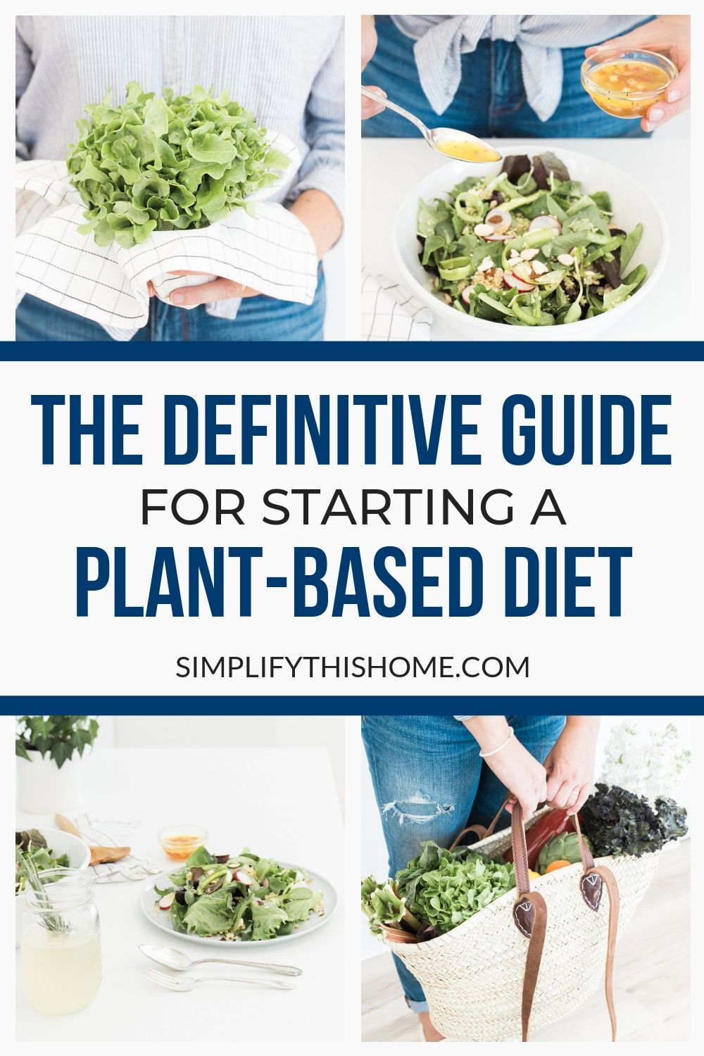 starting a plant based whole food diet