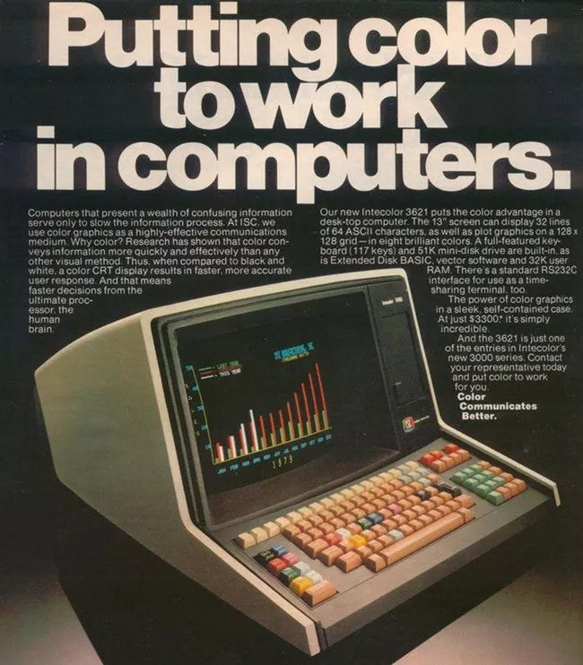 Ads For NowObsolete Technology That Was MegaExpensive At