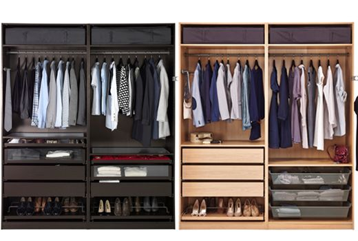 17 Best images about Wardrobe/Dressing Room Ideas on Pinterest | Ikea  wardrobe, Wardrobes and Pax system