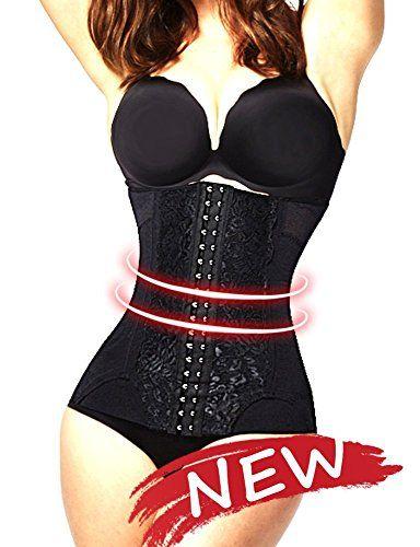 70aaac52311 Waist Trainer Corsets for Women Weight Loss Girdle Cincher body Shaper  Belts (3X-Large (Fits 35.5-38 Inch Waistline)