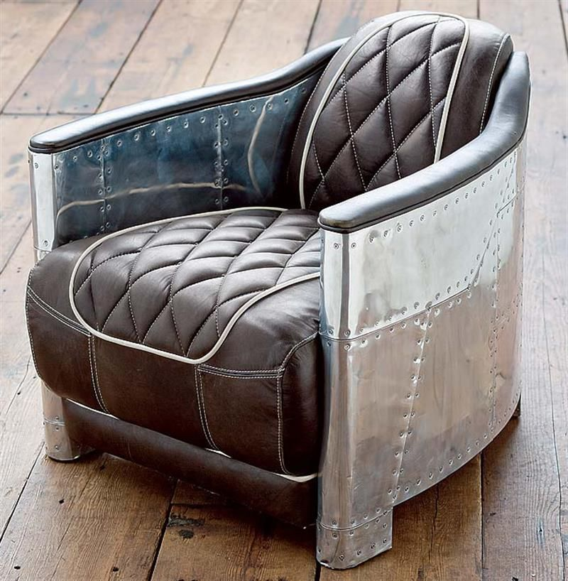Aviator Club Chair Chairs Pinterest Automotive