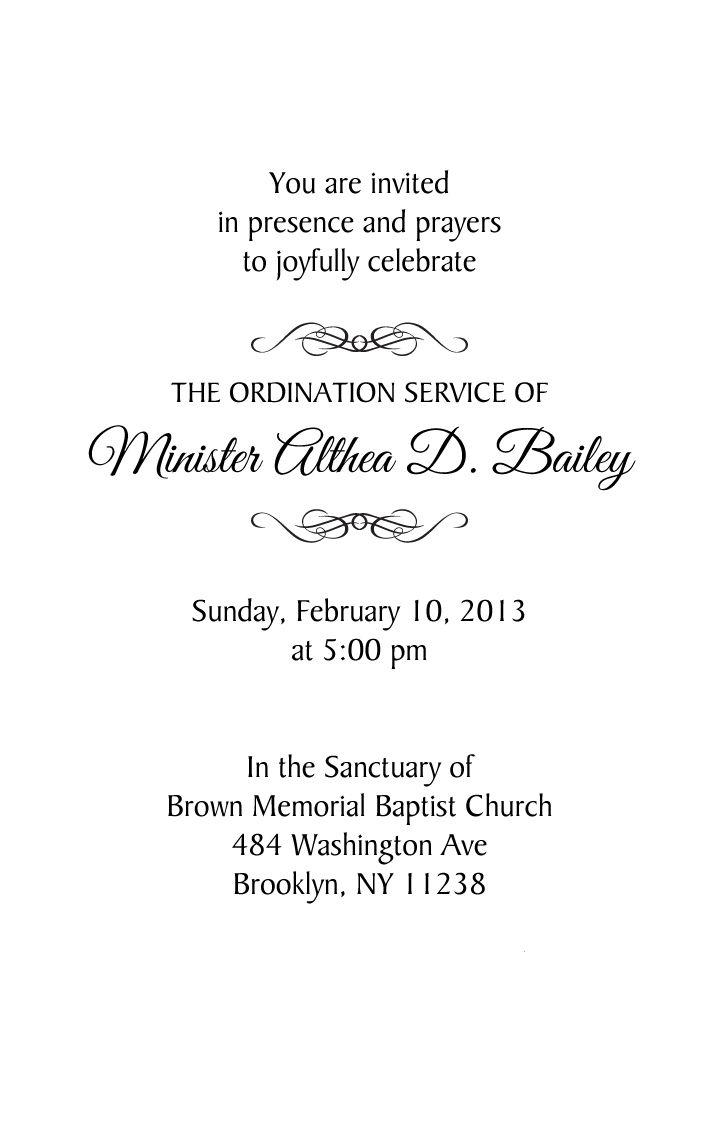 NYTS Alumna Ordination Althea Bailey