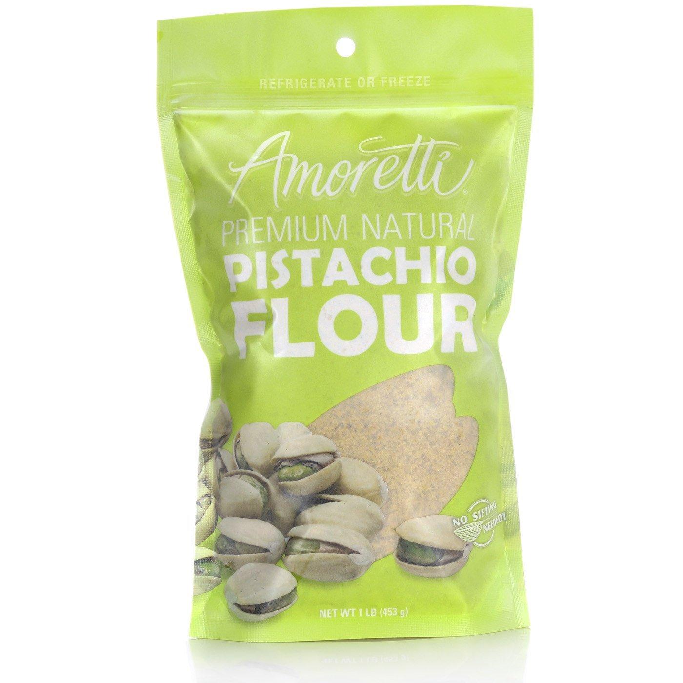 Natural Pistachio Flour Raw Pistachios Pistachio Savoury Dishes