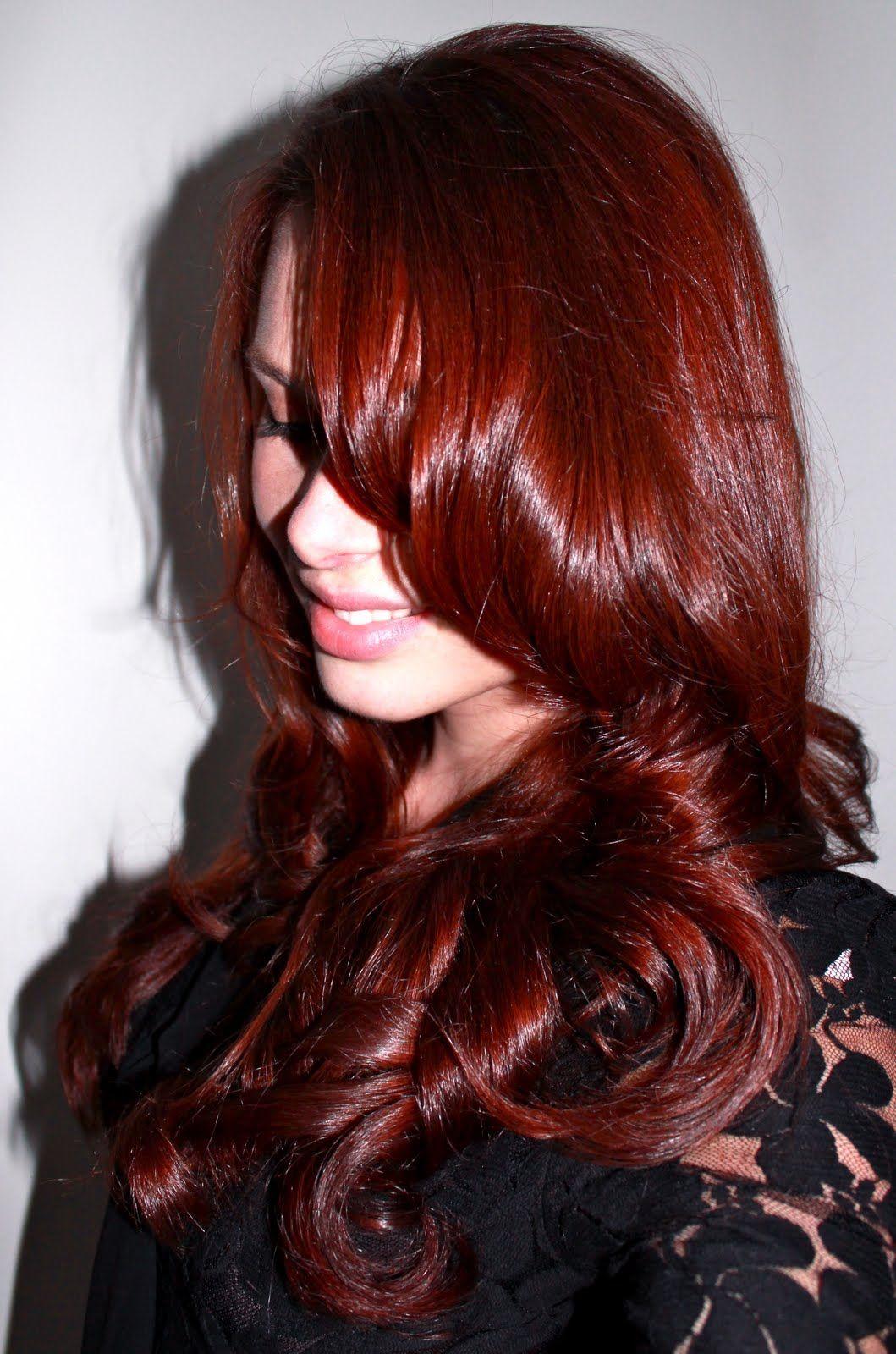 Filthygorgeousmakeup Natalya S Got The Most Gorgeous Red Long Hair Ever Long Hair Styles Hair Short Asymmetrical Haircut