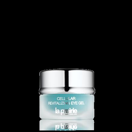 Smooth Cellular Revitalizing Eye Gel On The Sensitive Skin Around