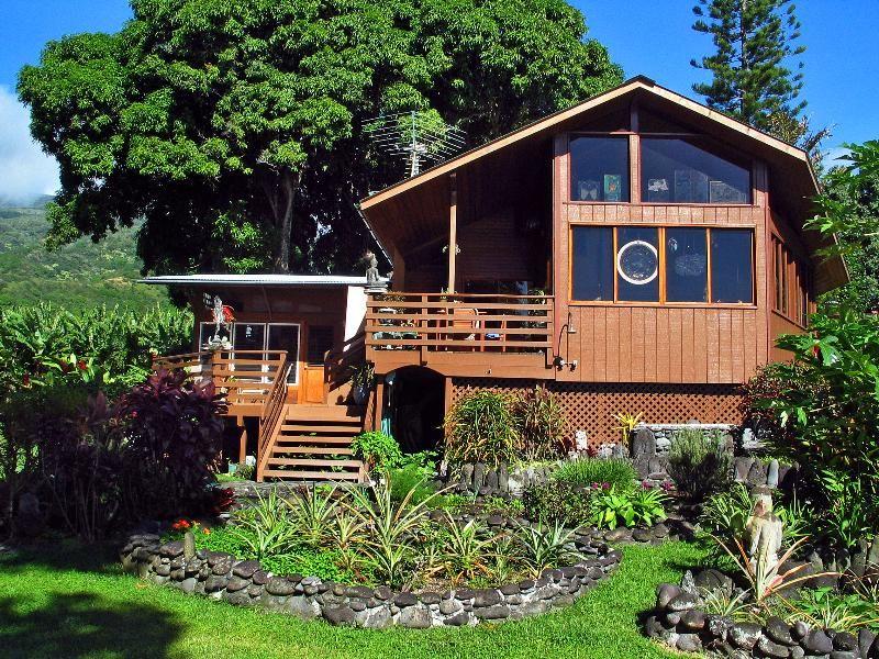Ala Aina Ocean Vista Hana Bed And Breakfast Hawaii Hotels Hawaii Rentals Hana Maui Hawaii