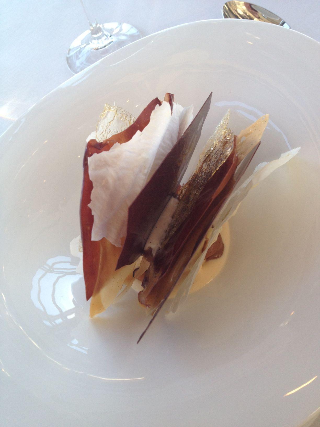 Layer Chocolate Cake Peter Gilmore