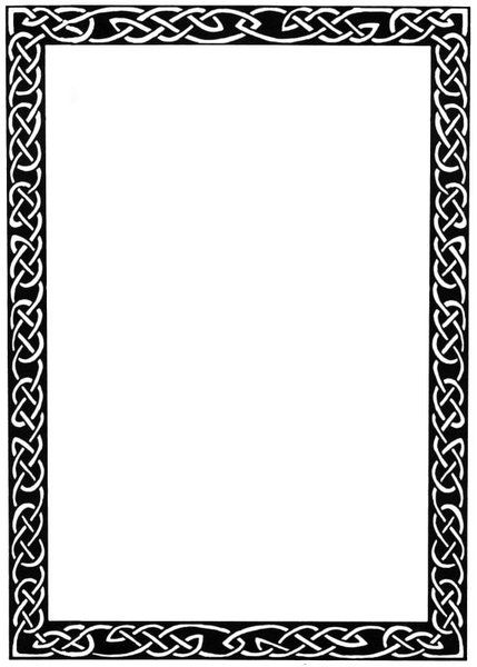 celtic border clipart 1 celtic pinterest craft rh pinterest com