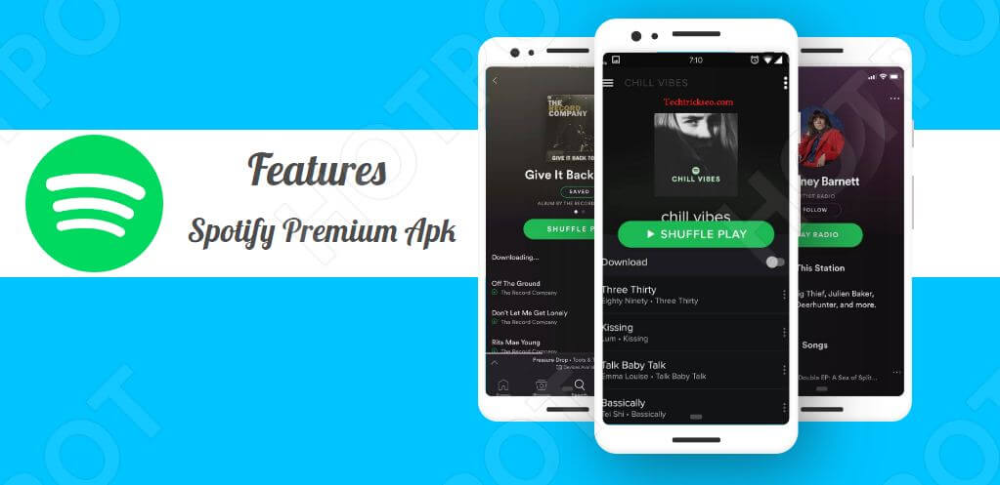 Spotify Premium Apk Free Download [100 Working] in 2020