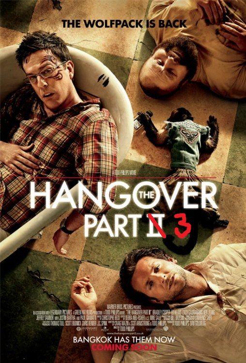 Hangover 3 O Que Paso Ayer Pelicula Que Paso Ayer Peliculas Comicas